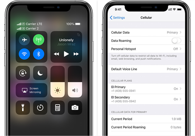 Implementarea Dual SIM pe iPhone XS, XS Max și XR