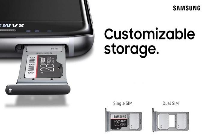 Dual SIM pe un Samsung Galaxy Note 9