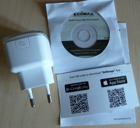 Edimax N300, Wi-Fi Extender, range extender, wireless, EW-7438RPn, review