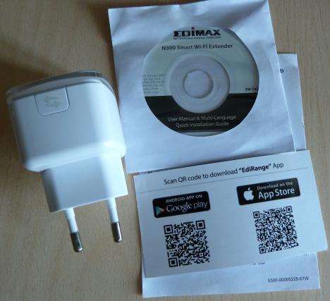 Edimax N300, Wi-Fi Extender, range extender, wireless, EW-7438RPn, review