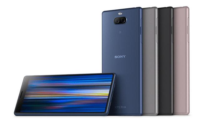 Opțiunile de culoare disponibile pentru Sony Xperia 10