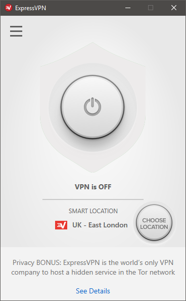 ExpressVPN, Windows