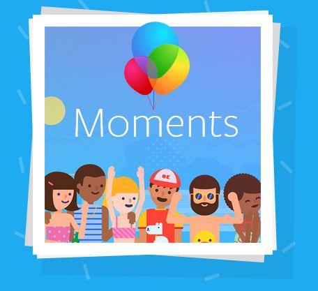 Facebook, Moments, fotografii, partajare, administrare, aplicatie, smartphone
