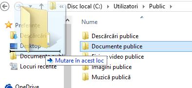 Windows Explorer, File Explorer, Preferinte, adauga, sterge, redenumeste, muta, restaureaza