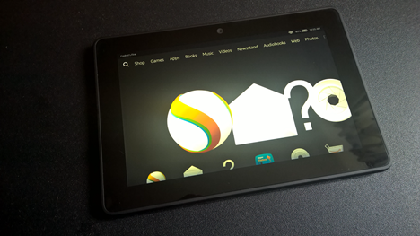 Kindle, Fire, HDX, tableta, mobil, review, recenzie