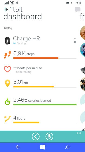 Fitbit Charge HR, wearable, purtabila, bratara, pasi, puls, somn, monitorizare, review