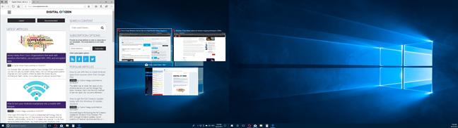 Windows, fixare, aplicatii, ferestre, doua monitoare