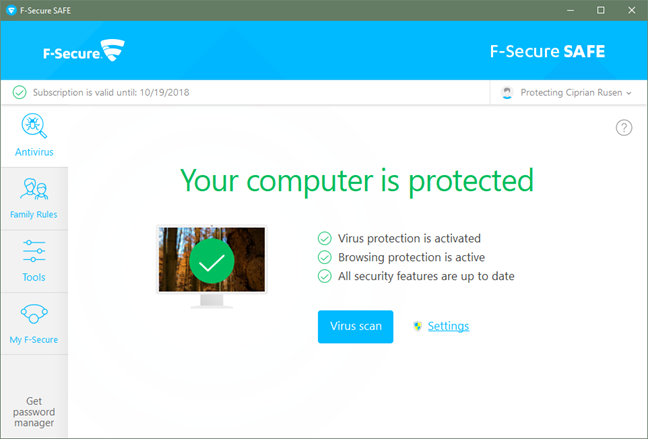 F-Secure, Total, Security, Privacy, Antivirus, 2018