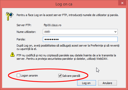Windows Explorer, File Explorer, FTP, server, conectare, utilizare, Windows