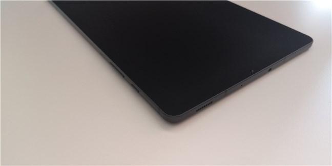 Butoanele de pe tableta Samsung Galaxy Tab S6 Lite