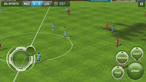FIFA 15 Ultimate Team, jocuri, gratis, Windows 8.1, Magazinul Windows