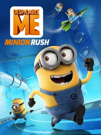 Despicable Me: Minion Rush, jocuri, gratis, Windows 8.1, Magazinul Windows