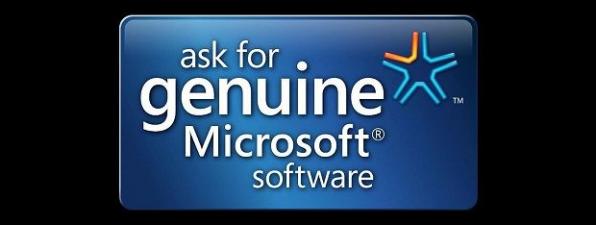 Software original Microsoft