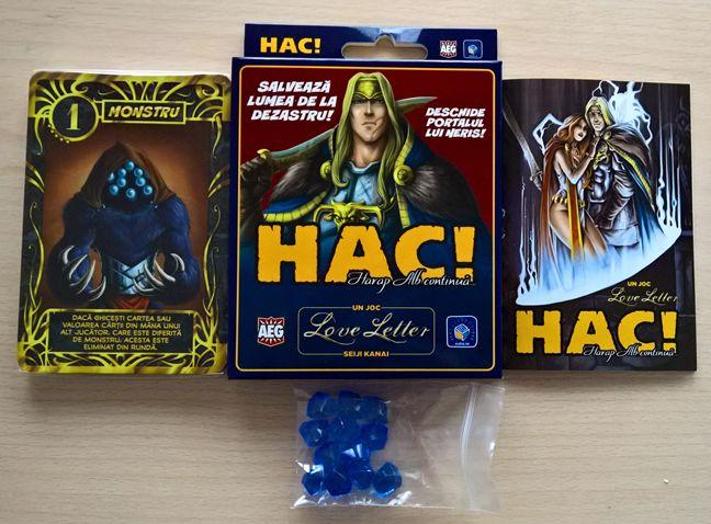 Harap Alb, joc, carti, Harap Alb Continua!, HAC!