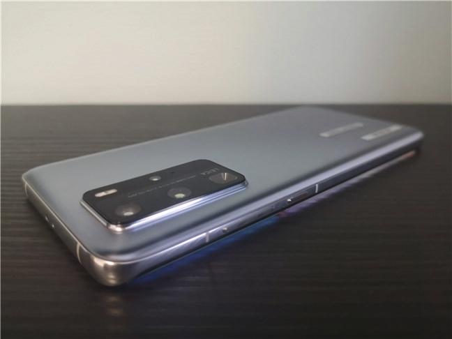 Sistemul de camere principale de pe Huawei P40 Pro