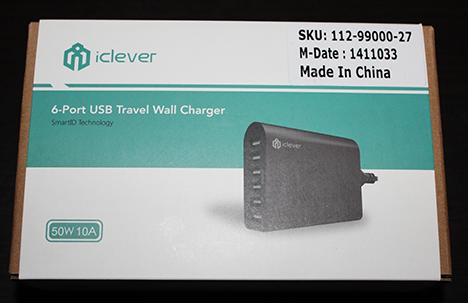 iClever, încărcător, călătorie, priza, alimentare, review, recenzie