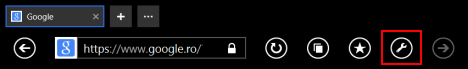 Internet Explorer, aplicatie, descarcari, administrare, executa, golire, sterge