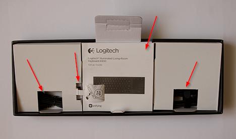 Logitech, K830, Illuminated, Living-Room, Keyboard, tastatura, iluminata, sufragerie