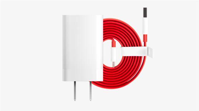 Încărcător și cablu OnePlus Fast Charge