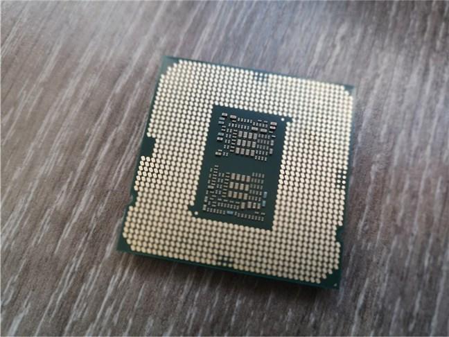 Procesorul Intel Core i5-10600K utilizează un soclu LGA 1200