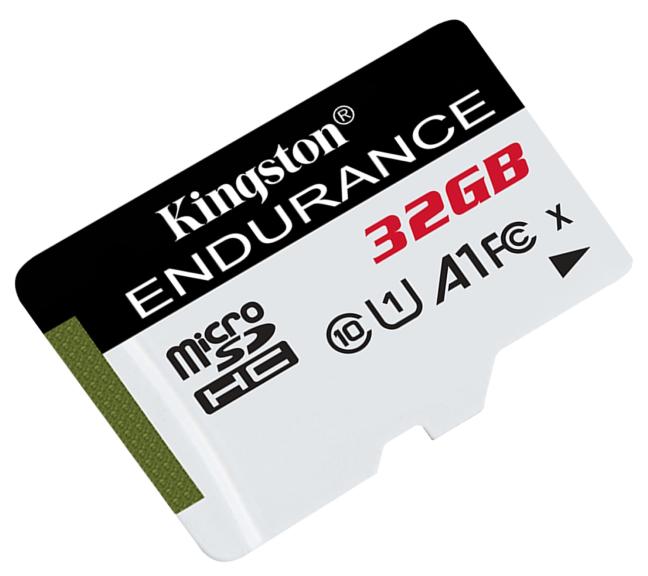 Kingston High-Endurance MicroSD Memory Card
