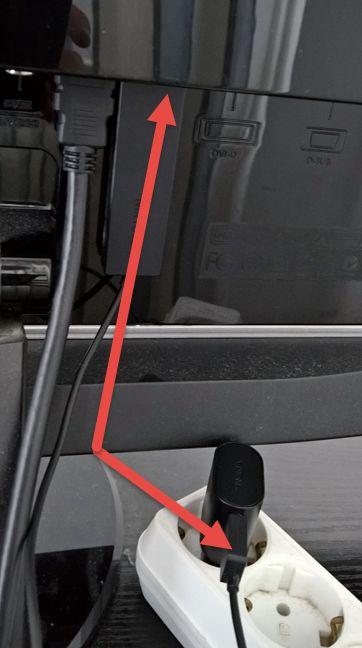 Utilizarea unui Microsoft Wireless Display Adapter