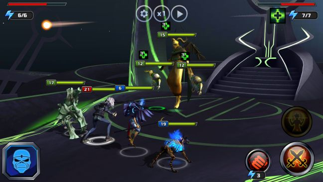 Legacy of the beast, Android, review, joc