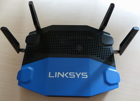 Linksys, WRT1900AC, wireless, ruter, review, performante, teste