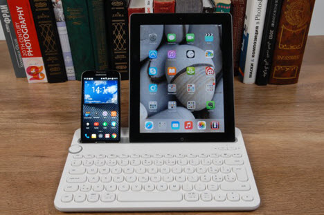 Logitech, Bluetooth, Multi-Device, K480, keyboard, tastatura