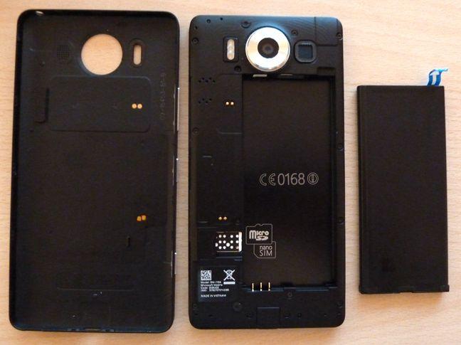Microsoft, Lumia 950, Windows 10 Mobile, smartphone, review, teste, performante, camera