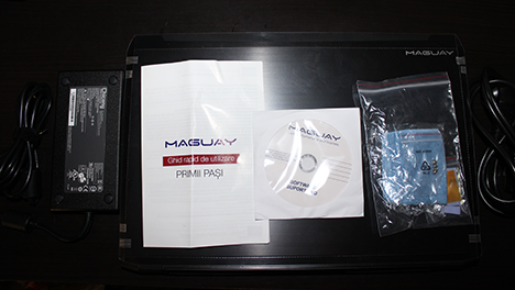 Maguay, MyWay, P1704x, laptop, Windows, test, recenzie, review, gaming, pc, mobil