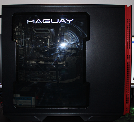 Maguay GamePower X99, full tower, Windows 8.1, test, review, recenzie, jocuri, gaming, pc