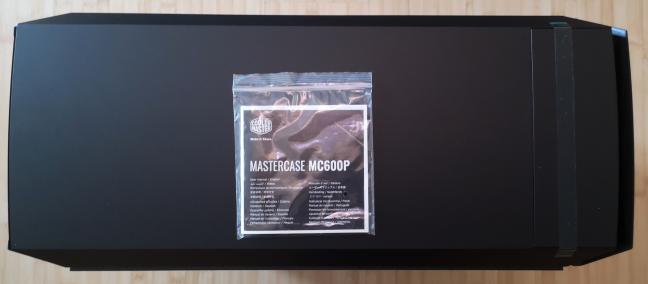 Cooler Master MasterCase MC600P și manualul de utilizare
