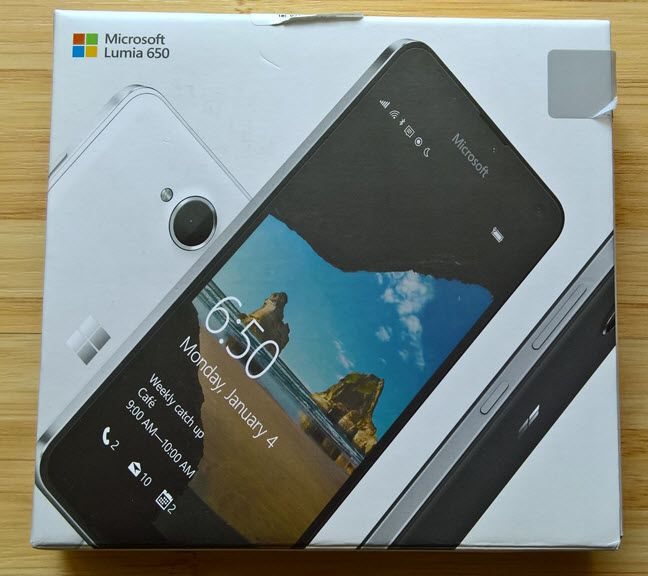 Microsoft Lumia 650, Windows 10 Mobile, review, recenzie, pareri, comparatie, performante, teste, baterie