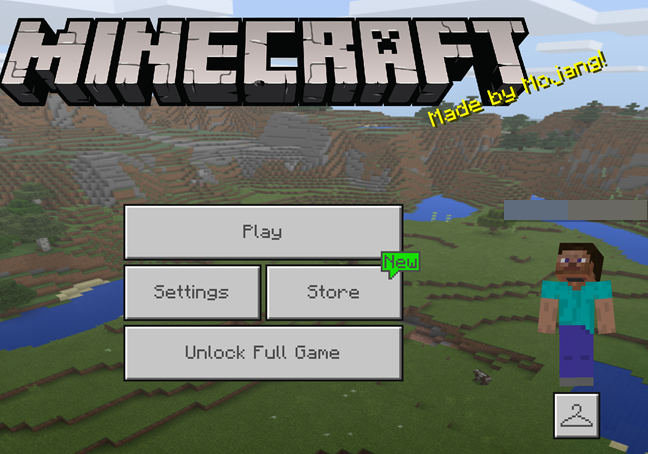 Minecraft, Bedrock Engine, Better Together Update, actualizare