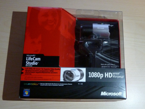 Recenzie LifeCam Studio – Camera web HD de top produsă de Microsoft