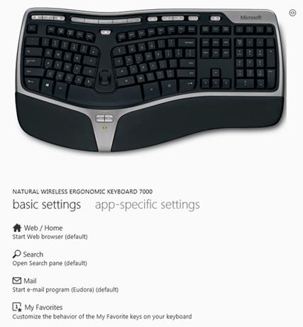 Recenzie Microsoft Natural Ergonomic Desktop 7000