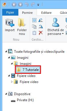 Windows, Movie Maker, import, fotografii, videoclipuri
