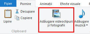 Windows, Movie Maker, rotate, video