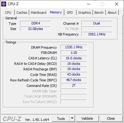 MSI GT76 Titan DT 9SG: Detalii despre RAM