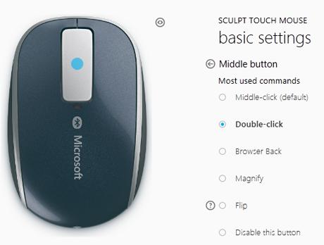 Recenzie Microsoft Sculpt Touch Mouse – O experiență extraordinară de derulare