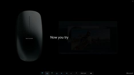 maus, Microsoft Touch, recenzie, analiză