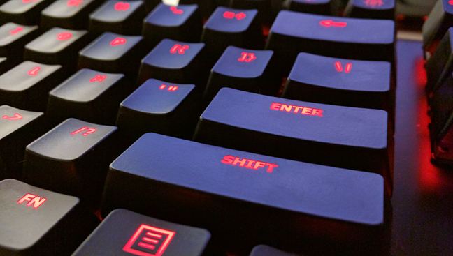 Tastatura, NKRO, 6KRO