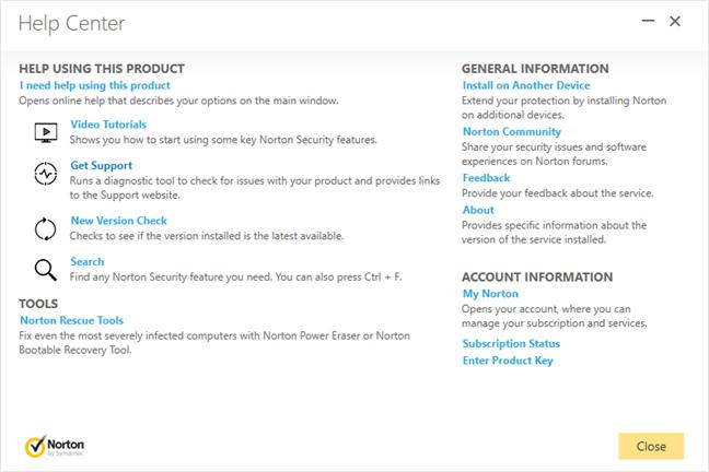 Norton Security Premium, Norton Security Deluxe