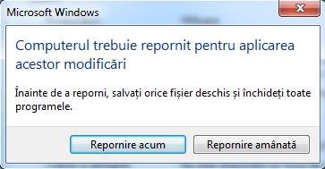 Windows, nume calculator, schimba