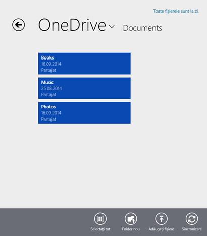 OneDrive, aplicatii, programe, versiuni