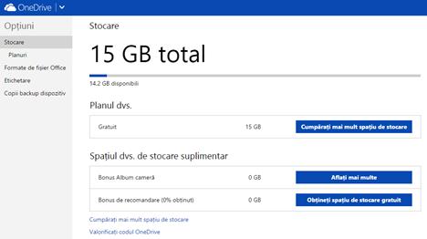 OneDrive, sit, serviciu, caracteristici, utilizare