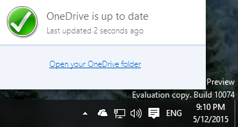 OneDrive, Windows 7, Windows 10, sincronizare, manual, ultima, timp