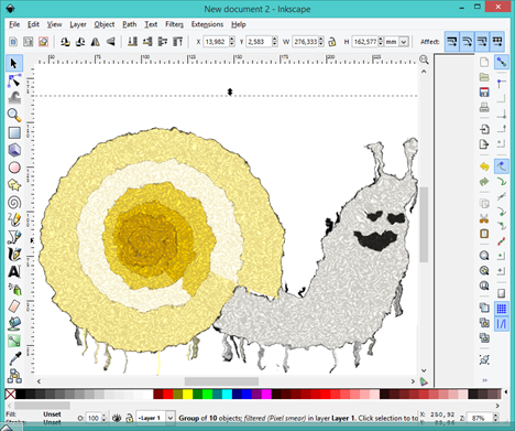 Microsoft, Paint, alternative, Inkscape
