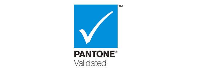 Logoul Pantone Validated